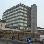 Das Hochaus der Metro Group in Alzey. Hier sollen 93 Stellen abgebaut werden. Foto: sje/spd